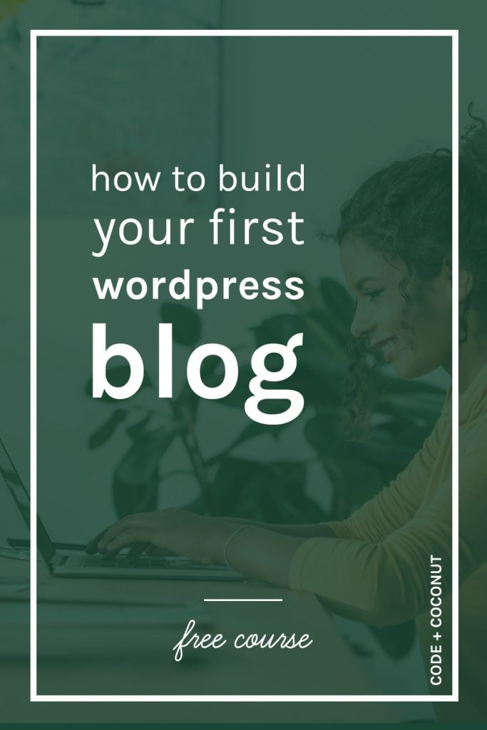 Learn how to create your first WordPress site with our free course! Set up hosting, buy your domain name and install WordPress.